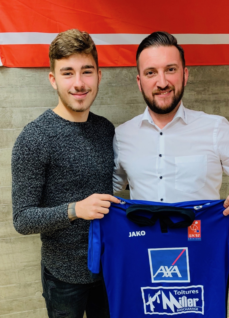 *** Transfert James-Kevin NAHR ***