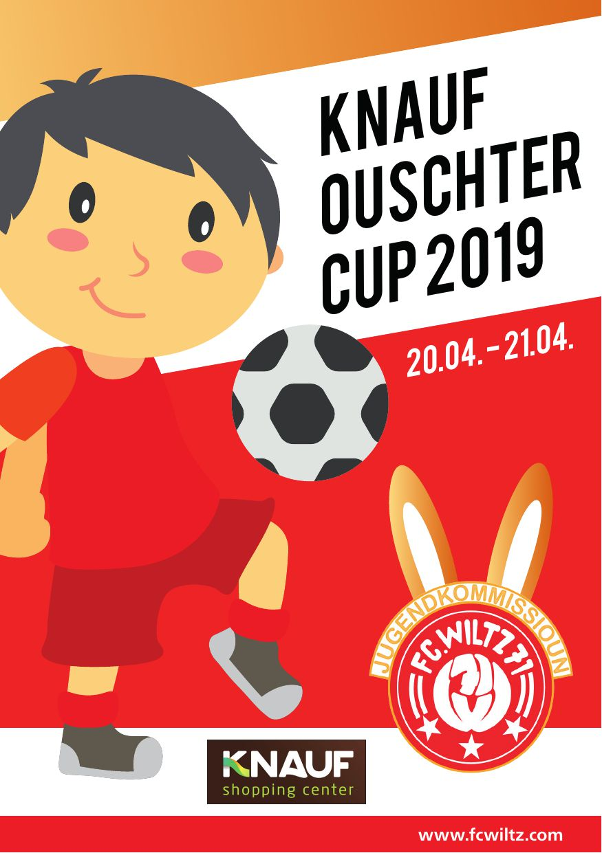 Inscriptions - Knauf Ouschter Cup 2019