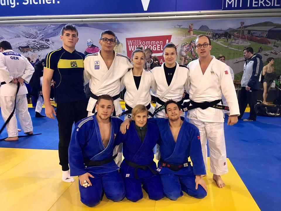 Interreg Judo Team - OTC Mittersill - 06-12.01.2019