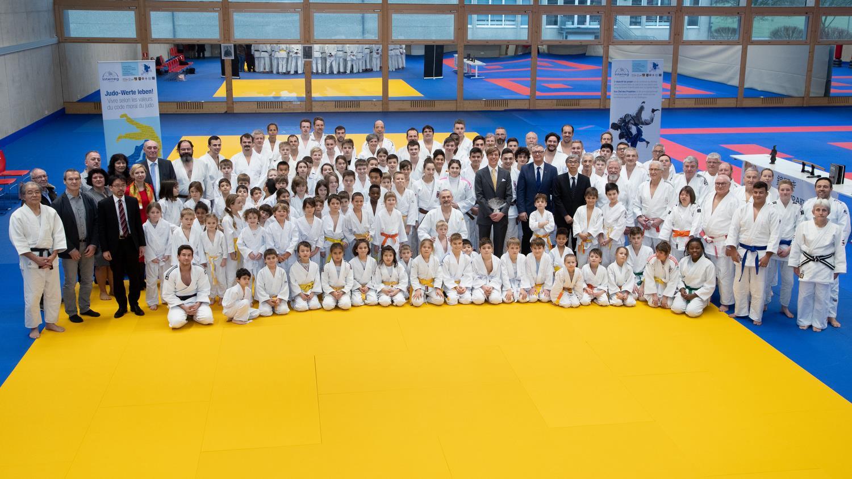 Kagami Biraki 2019 - Interreg Judo Event - 13.01.2019