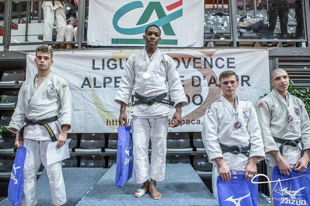 Interreg Judo Team - Tournoi de France Cannes - 19.01.2019