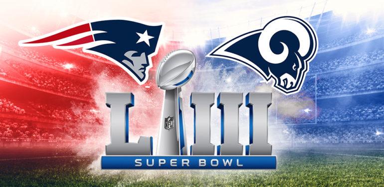 Patriots 03 - 00 Rams  HALTIME