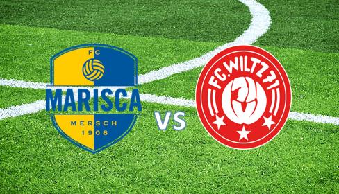 FC Marisca Mersch vs FC Wooltz 71