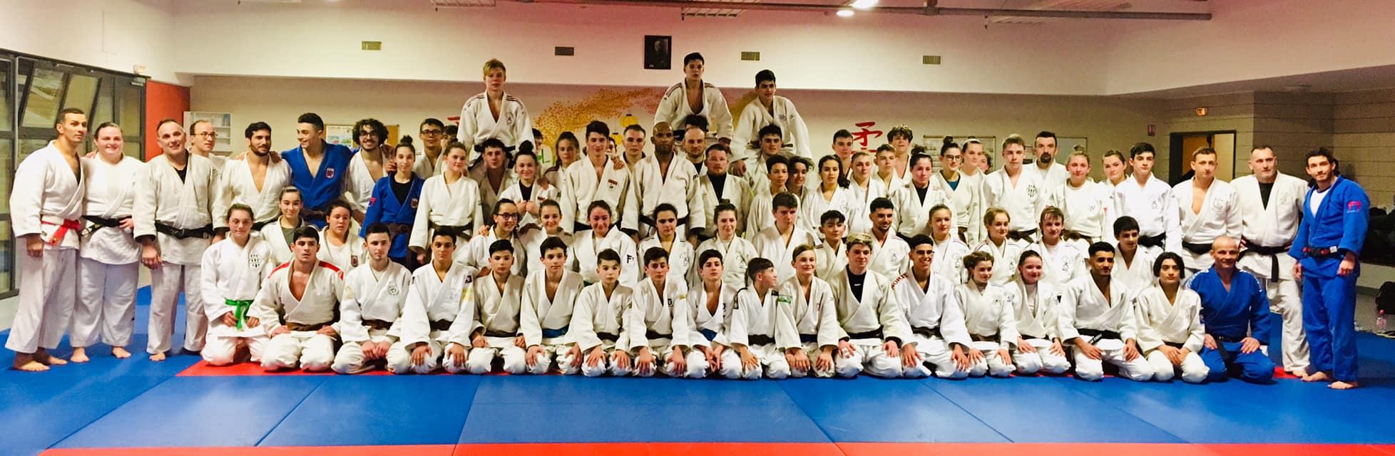 Interreg Judo Training Saint Julien-les-Metz - 07.02.2019