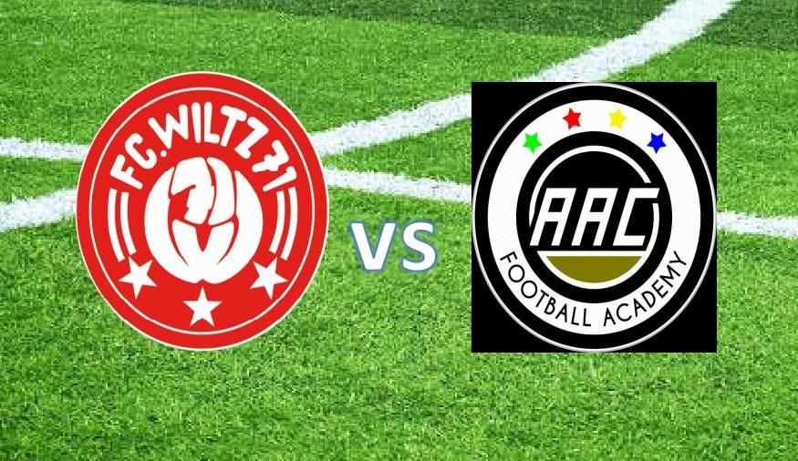 FC Wooltz 71 vs AAC Football Academy(F)