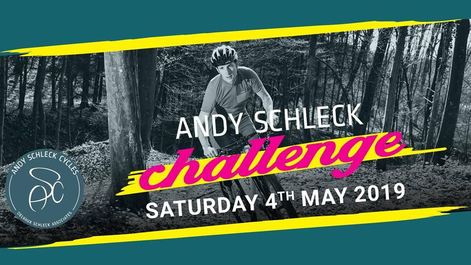 Samedi, le 4 mai 2019 Andy Schleck Challenge au profit de la Fondation Kriibskrank Kanner