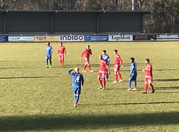 1-0 Victoire am leschten Test zu Remeleng
