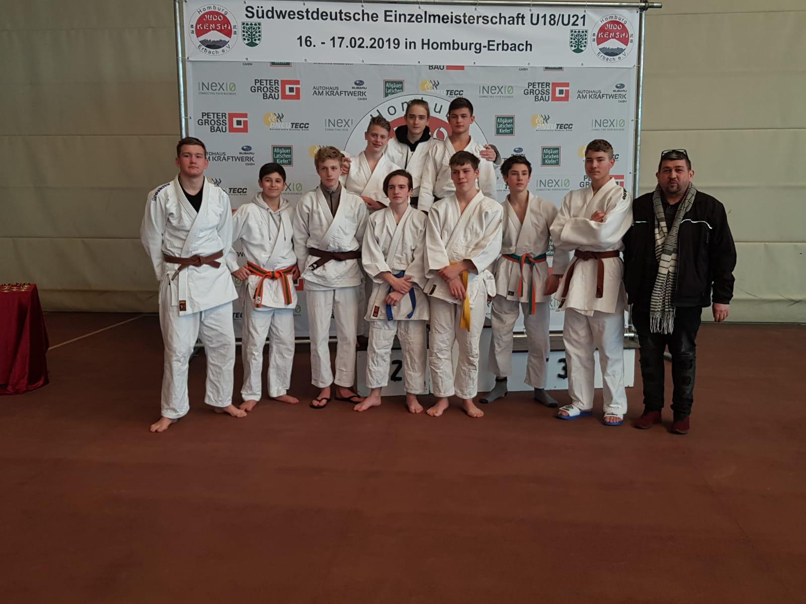 Zehn saarländische Judoka für Deutsche Meisterschaft qualifiziert