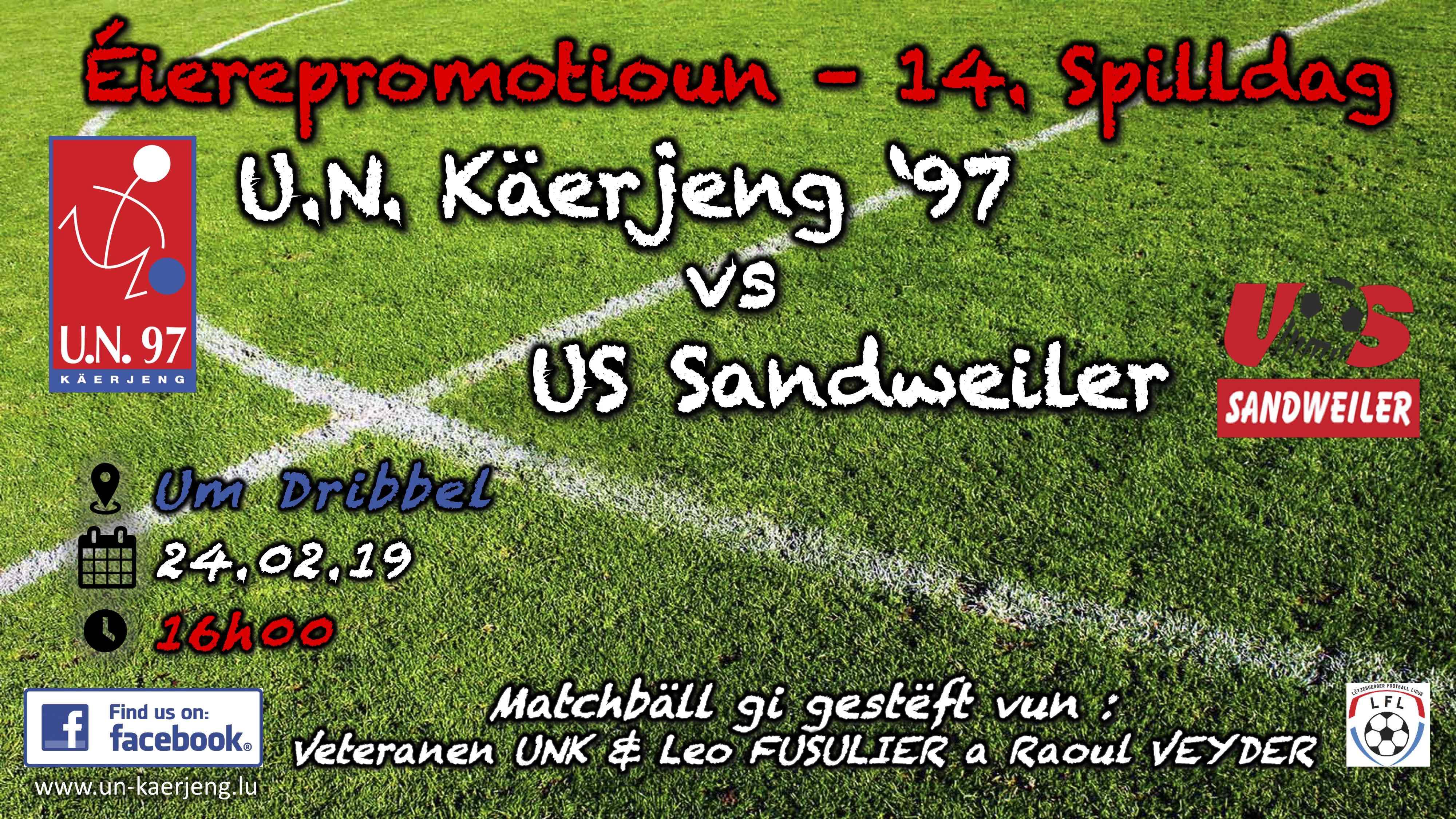 *** UNK - Sandweiler ***