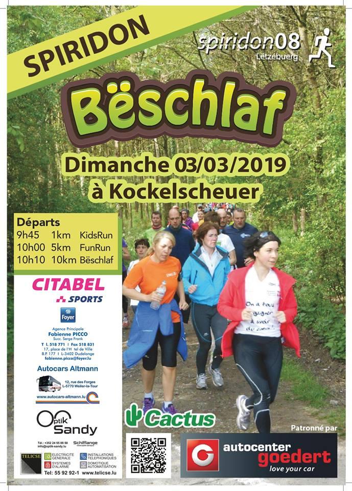 Spiridon Bëschlaf 2019