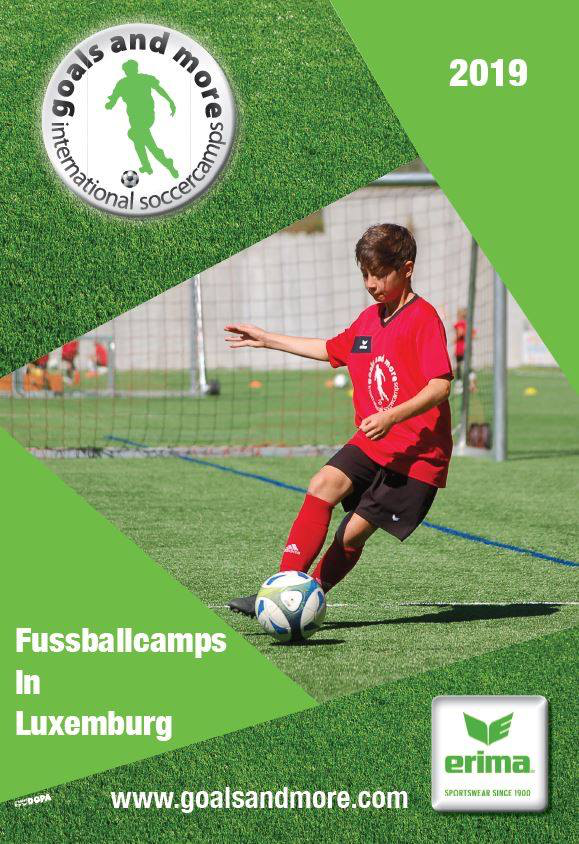 Goals and More Fussballcamp à Walferdange 08/04/2019-12/04/2019