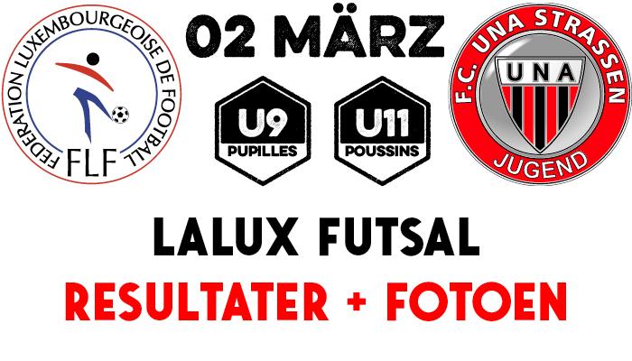 U9 + U11 Futsal Final 2019