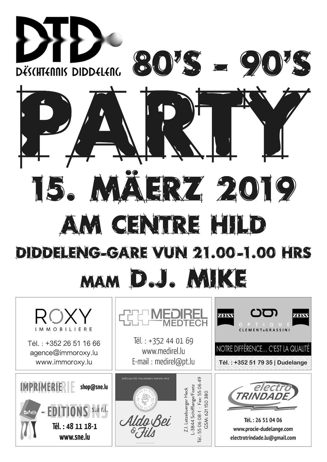 80's/90's Party