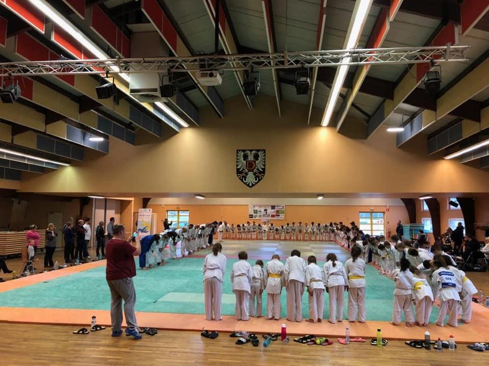 Interreg Judo Team - Training Drulingen 02.03.2019