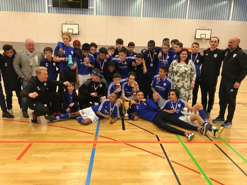 U15 Finale LaLux Indoor Cup 18/19