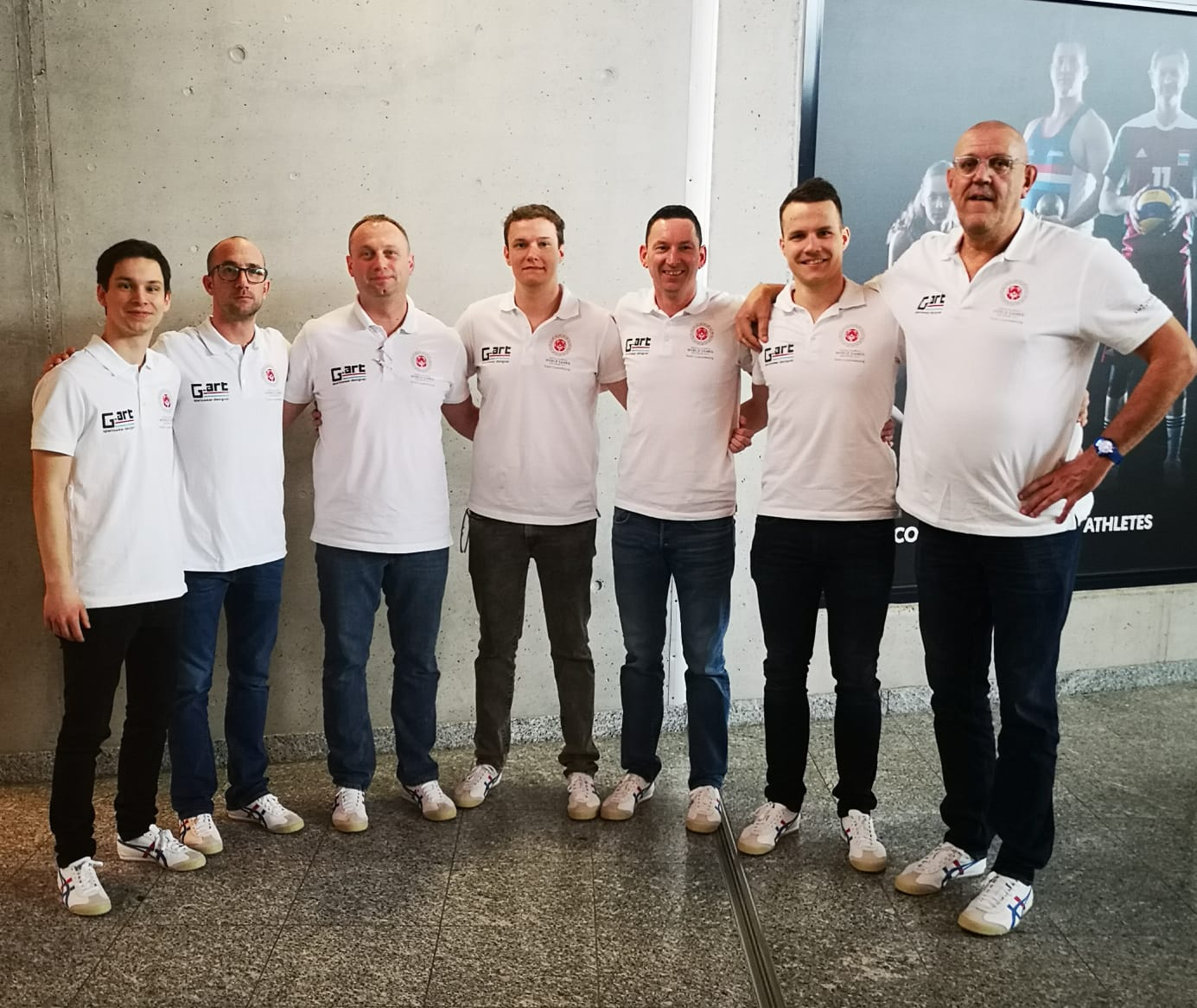 Hären D vum Telstar bei der Special Olympics Delegatioun vertrueden!