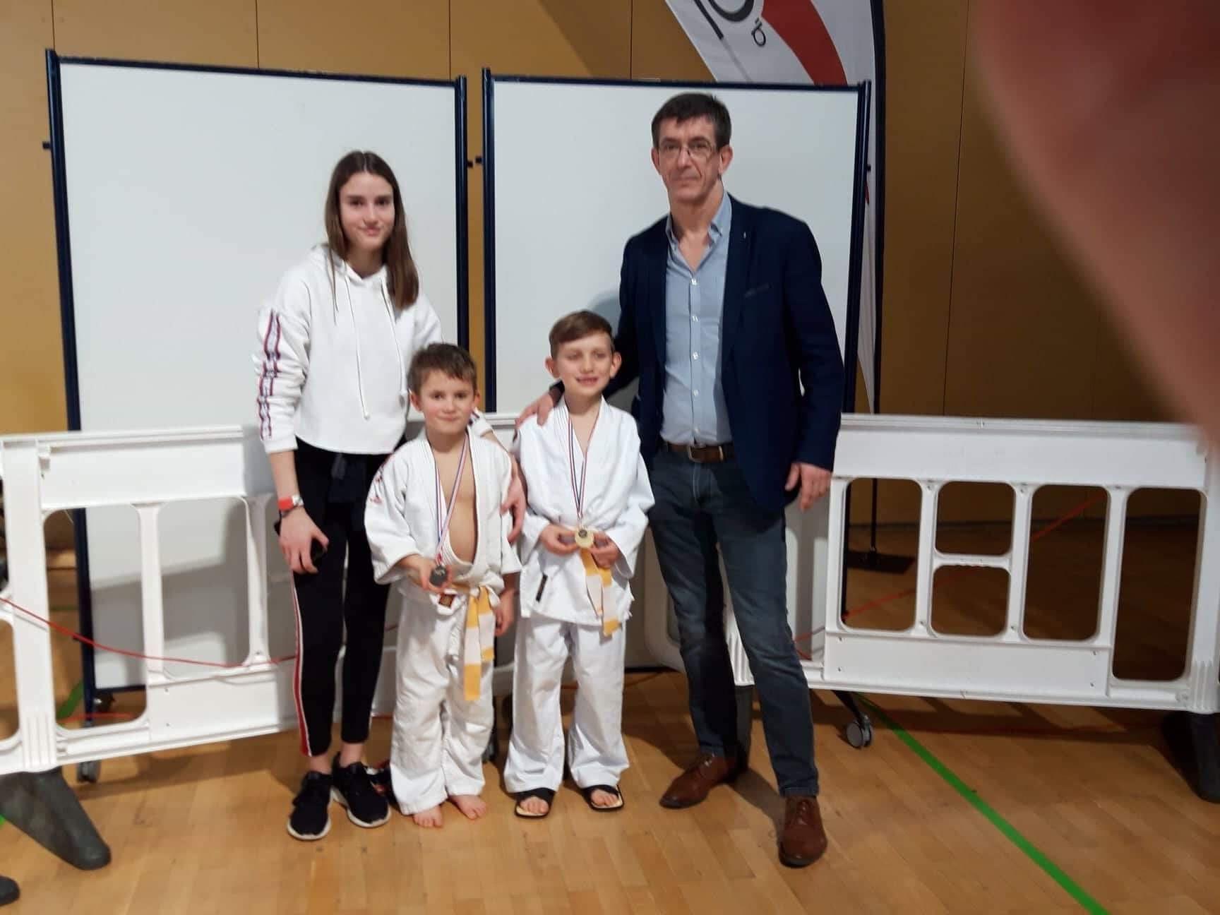 Championnats Nationaux individuels 'Honneur'