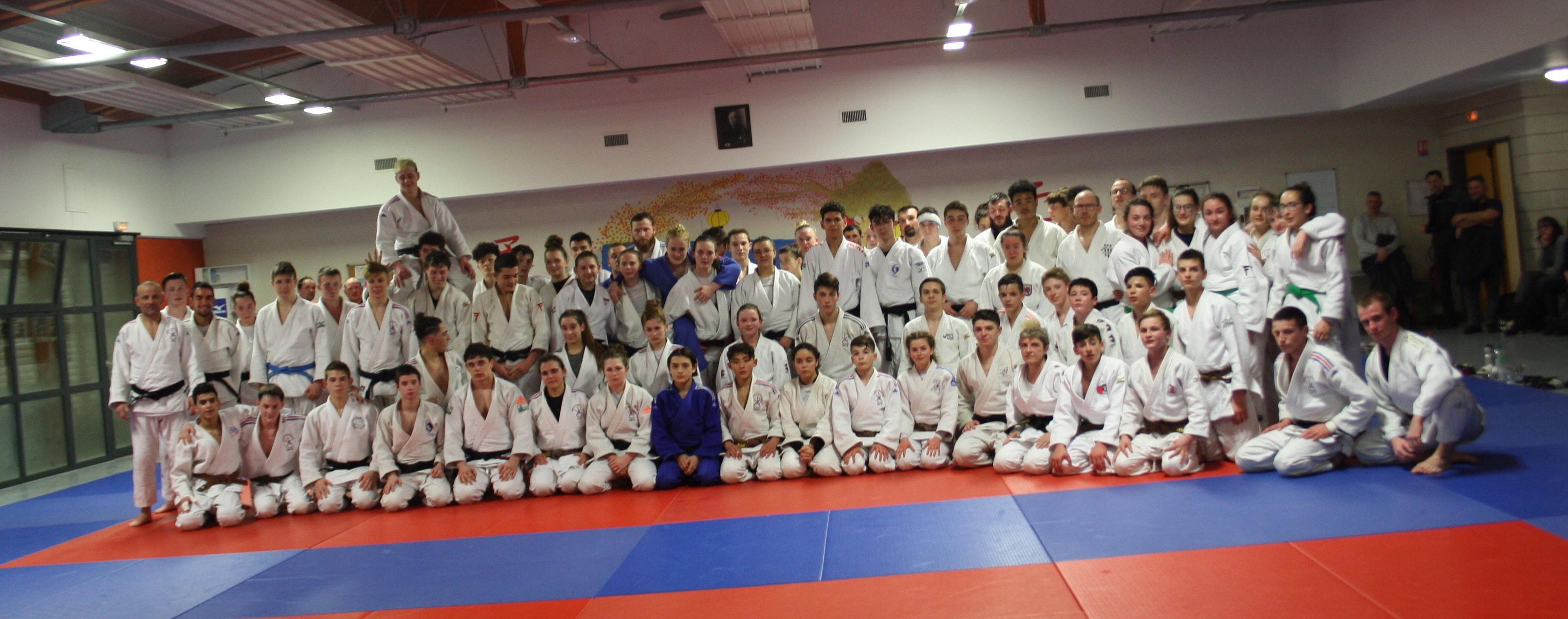 Interreg Judo Training - Saint Julien-lès-Metz 14.03.2019