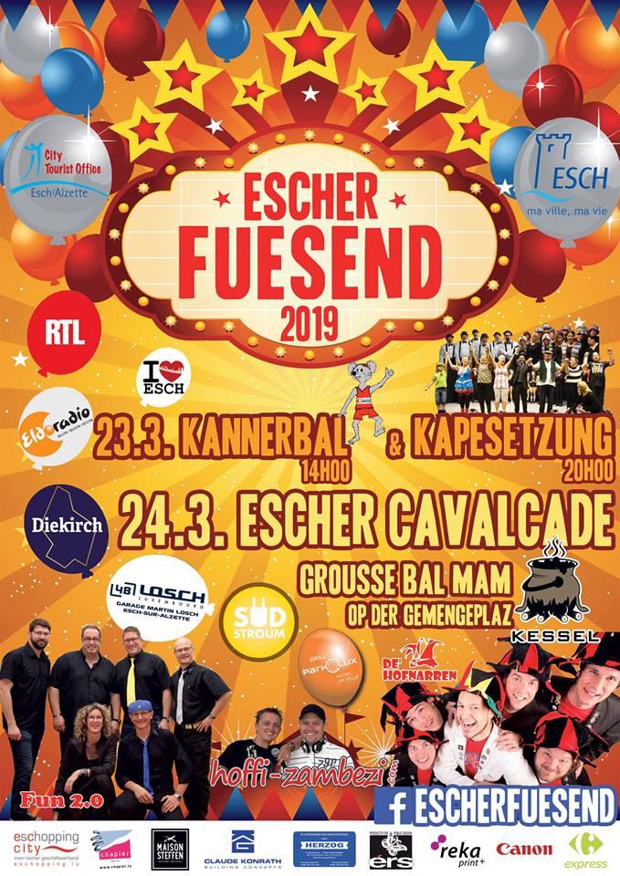 Escher Fuesend