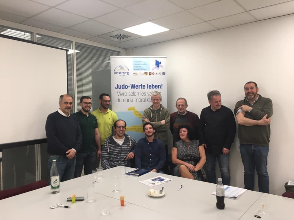 Europen Judo Open LUX 2019 - Volunteering