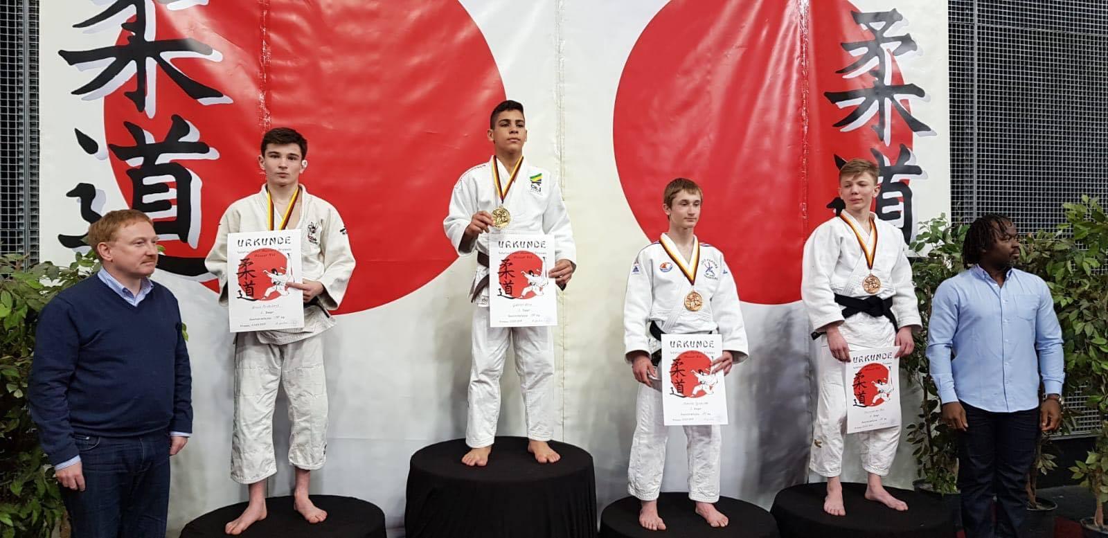 Interreg Judo Team - Bremen & Bad Blankenburg 2019