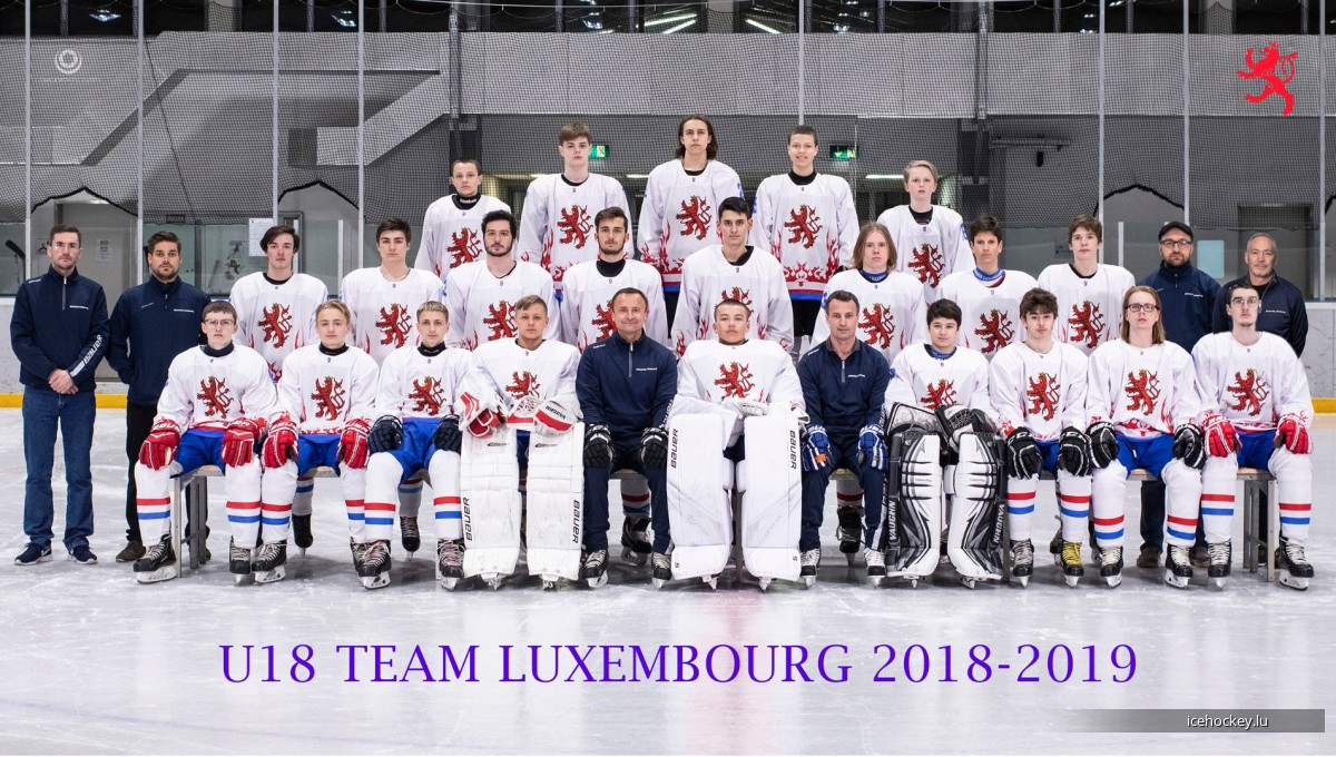 Luxembourg U18 national team