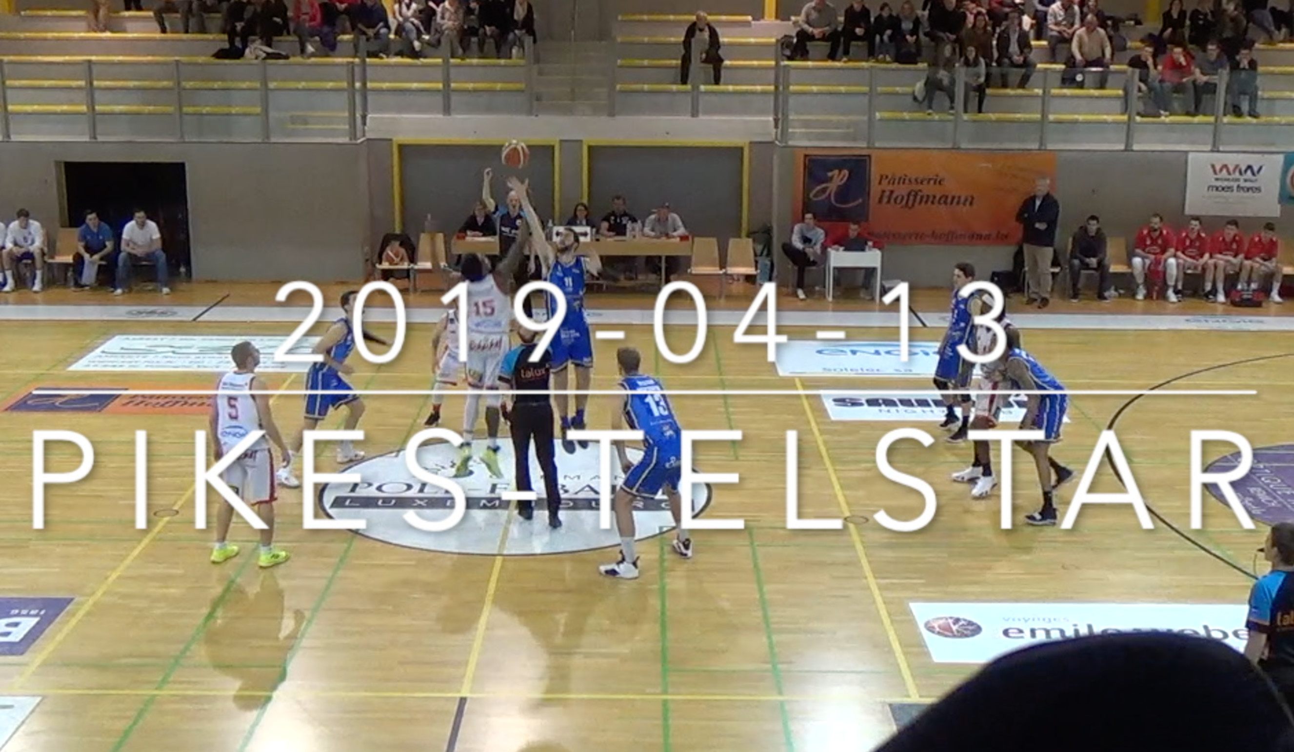 2019-04-13 Pikes-Telstar (Pikes highlights)