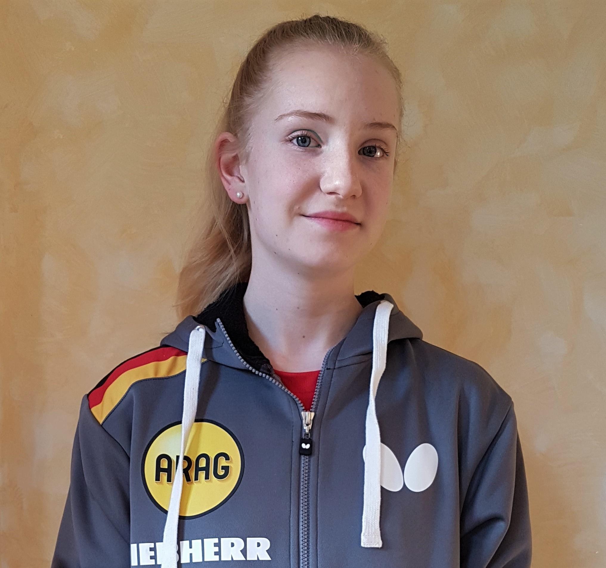 Lisa Göbecke mit hervorragendem Auftritt bei den Belgien Open in Spa