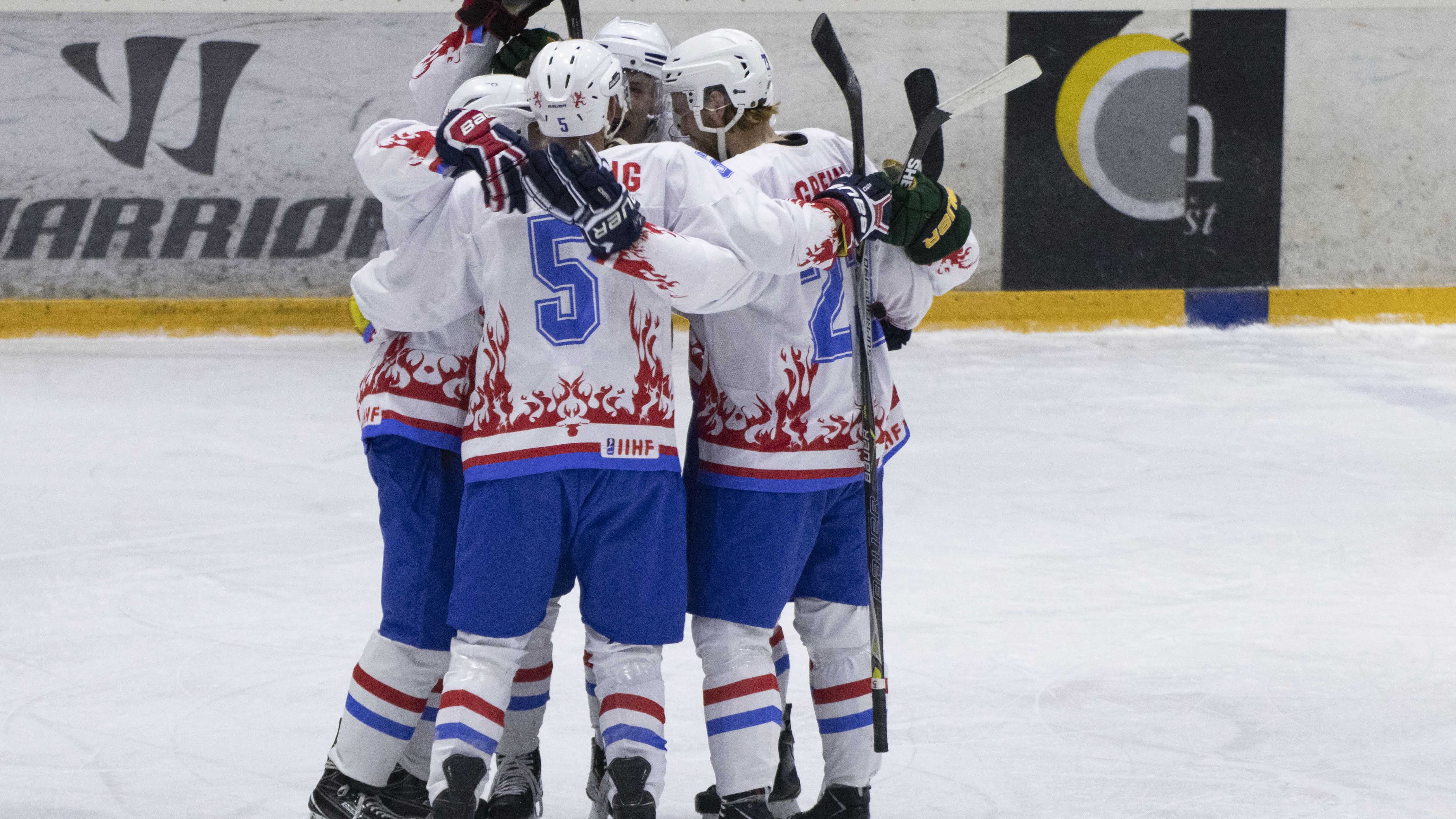 Luxembourg wins world championship opener in 5-goal thriller!