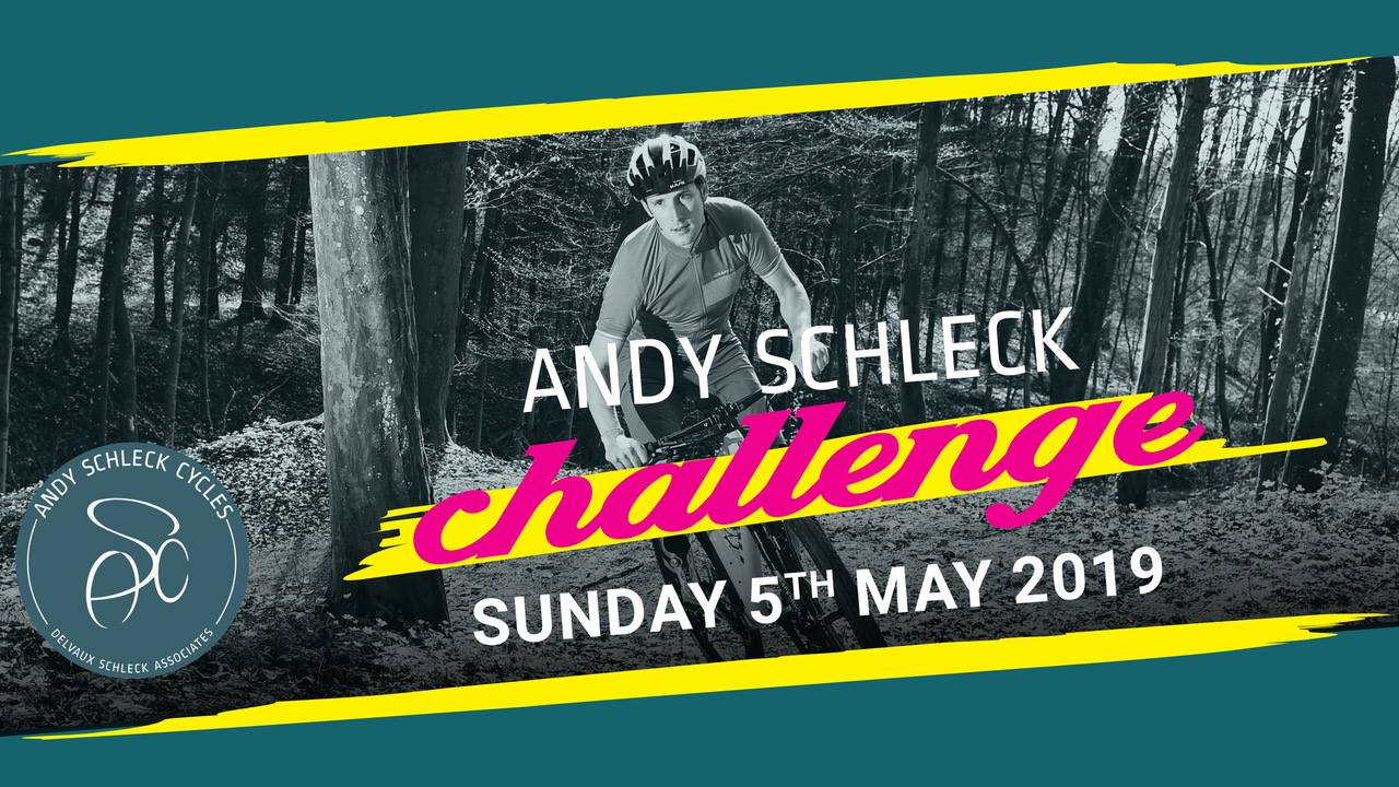 Attention Andy Schleck Challenge , date reportée au 5 mai 2019