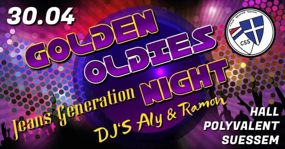 Golden Oldies Night!!!