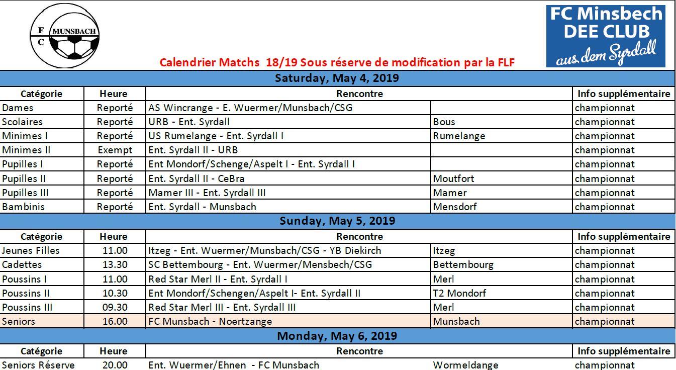 Match 04/04 - 05/04