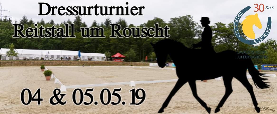 Starterlisten Dressurturnier 04-05.05.19