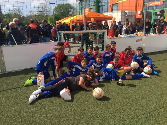 Street Soccer 2019 Globus Baumarkt