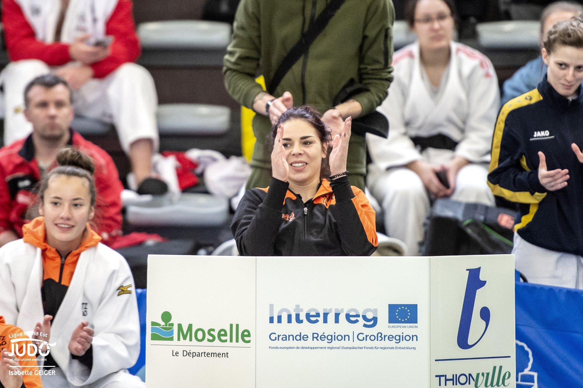 Interreg Judo Competition - Thionville 27-28.04.2019