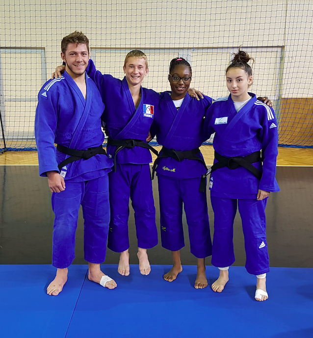 Interreg Judo Team - U18 European Judo Cup Cluj-Napoca (ROU)