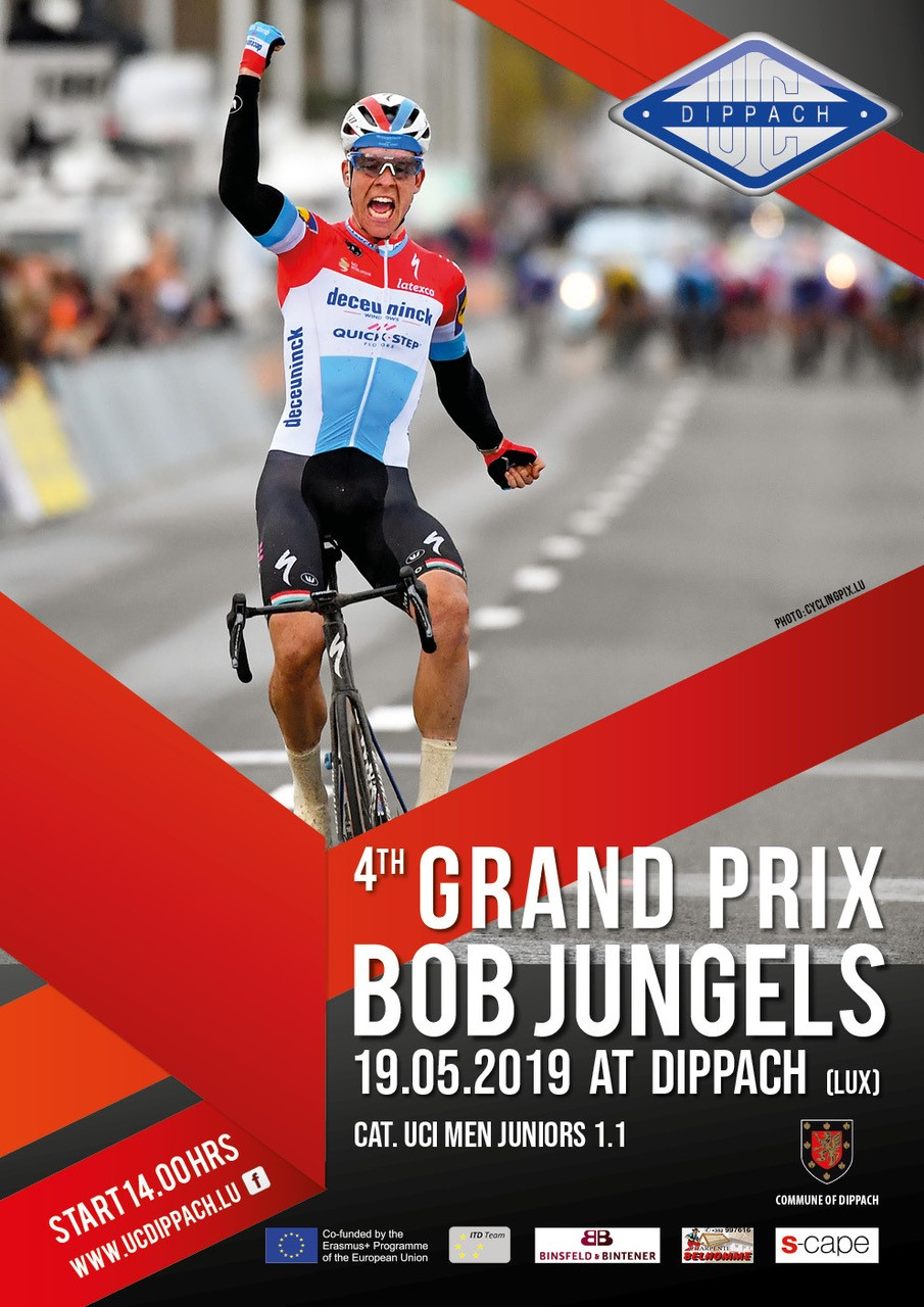 GP Bob jungels '19 - Klassementer