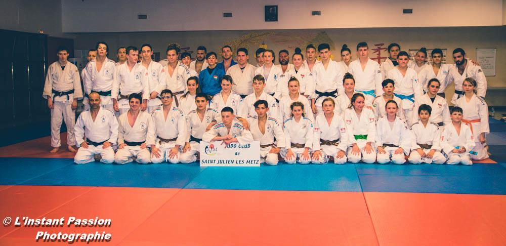 Interreg Judo Training - Saint Julien-lès-Metz 16.05.2019