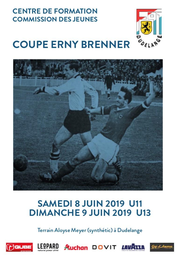 8 + 9 juni 2019 - Coupe Erny Brenner (U11 + U13)