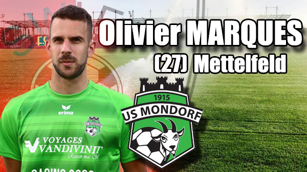 Transfer: Olivier MARQUES
