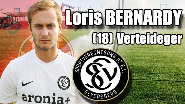 Transfer: Loris BERNARDY