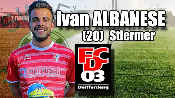 Transfer: Ivan Albanese