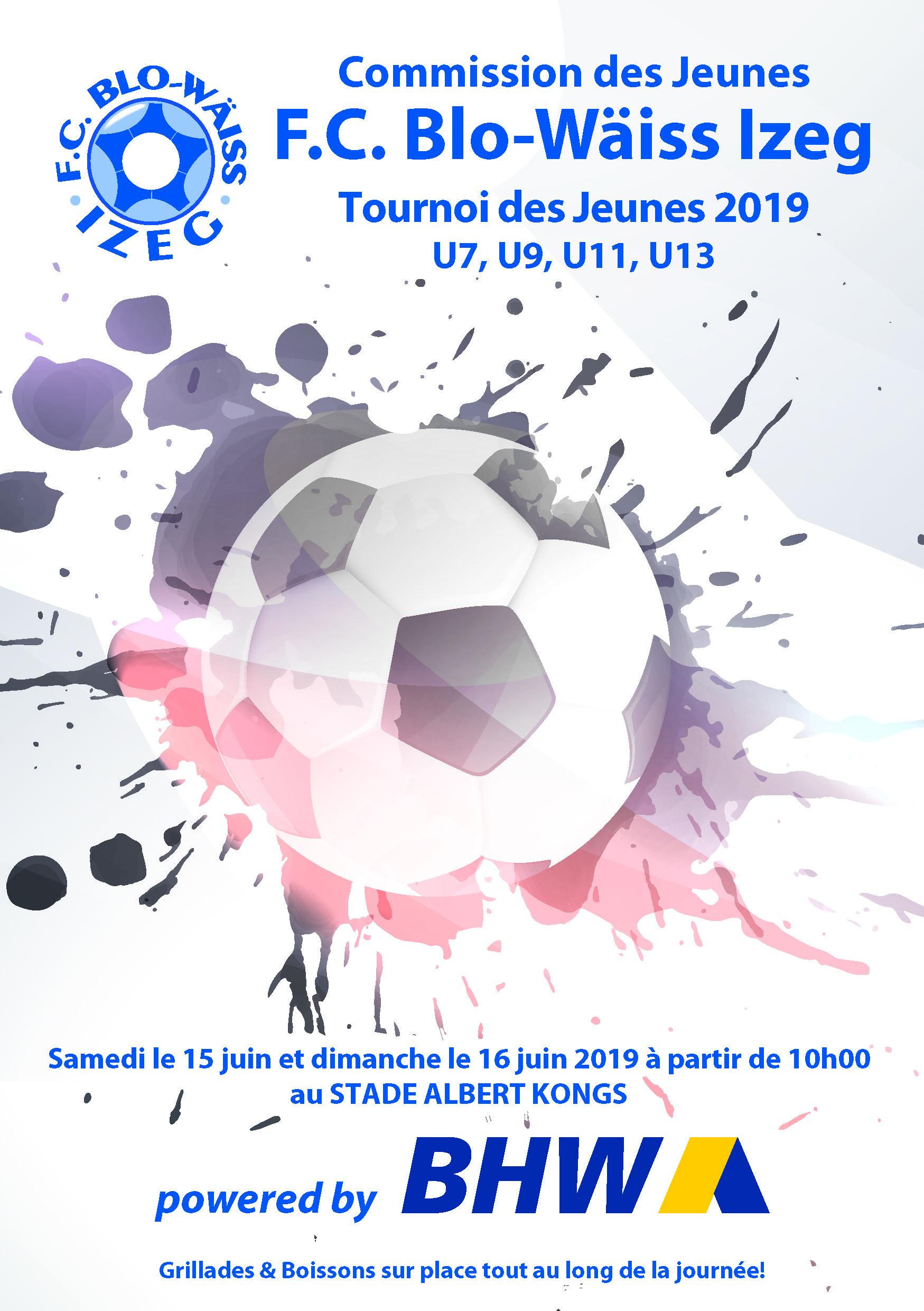 TOURNOI DES JEUNES 2019