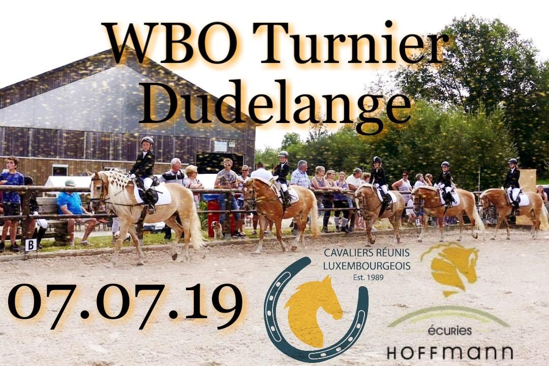 Ausschreibung WBO Turnier in Dudelange