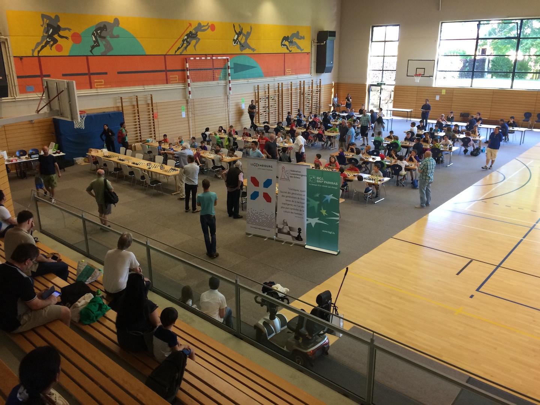 Results - 22eme Open de Luxembourg pour Jeunes - 2nd June 2019