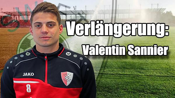 Verlängerung: Valentin Sannier