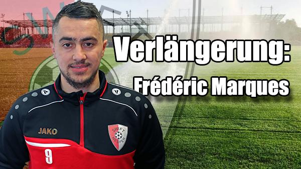 Verlängerung: Frédéric MARQUES