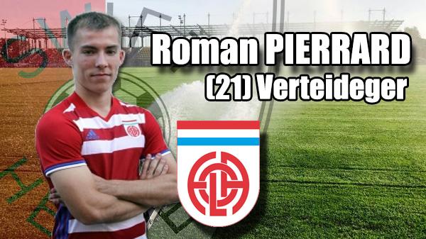 Transfer: Roman PIERRARD