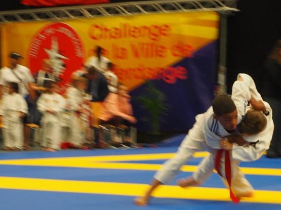 Judo Club Stroossen beim international stark besetzten Turnier erfolgreich