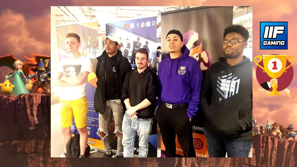 Auchan ESport Arena - Super Smash Bros Ultimate Tournament